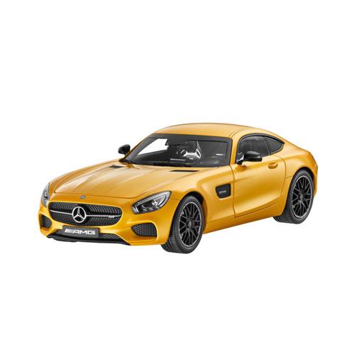 Mercedes-AMG Gt S 1:18