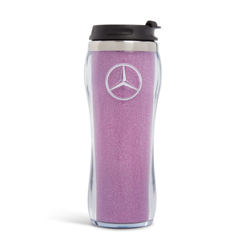12oz Brilliance Glitter Tumbler