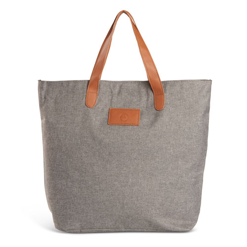 Heathered Tote Bag