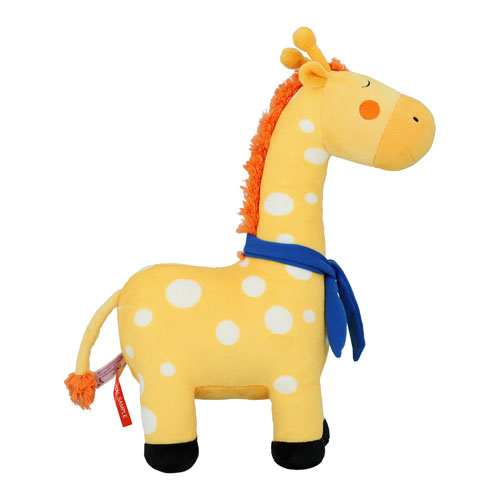 Kid's Plush Giraffe Safari