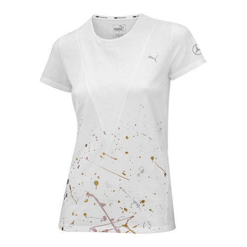 Women's Puma Running T-Shirt