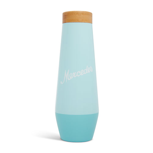 17oz Thermal Bottle with Bamboo Lid