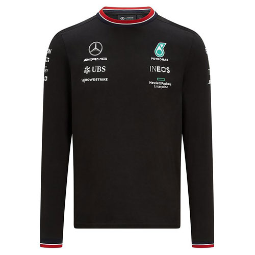 Formula 1 Long Sleeve Team T-Shirt