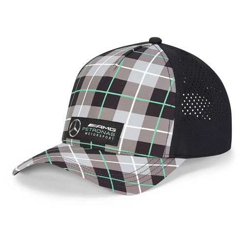Formula 1 Check Logo Hat