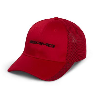 AMG Two-Tone Mesh Back Cap