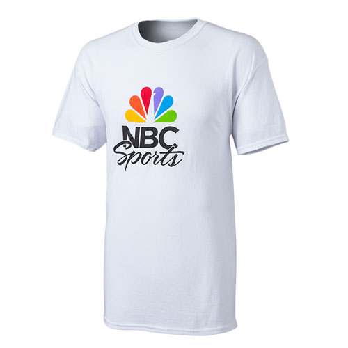 NBC Sports White Tee