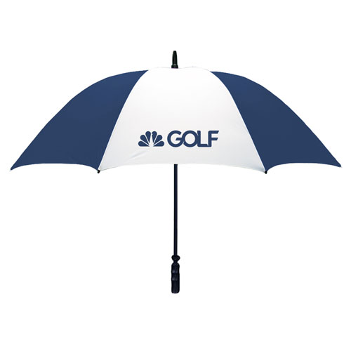 Golf Channel Umbrella – Navy/White