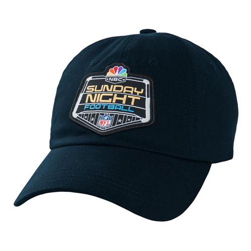 SNF Navy Twill Cap