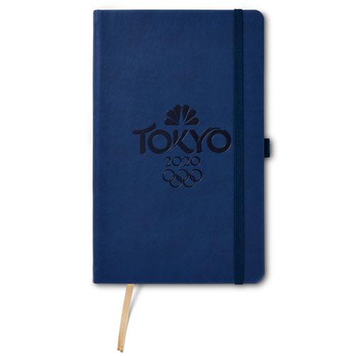 Tokyo 2020 Blue Journal