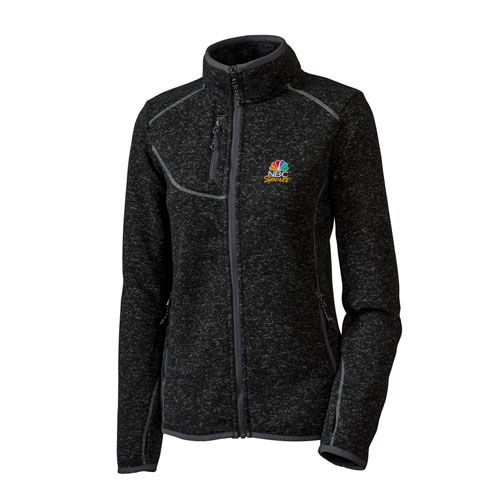 NBC Sports Ladies Knit Jacket