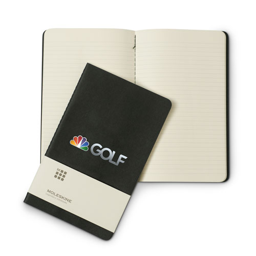 Golf Channel Moleskine® Notebook
