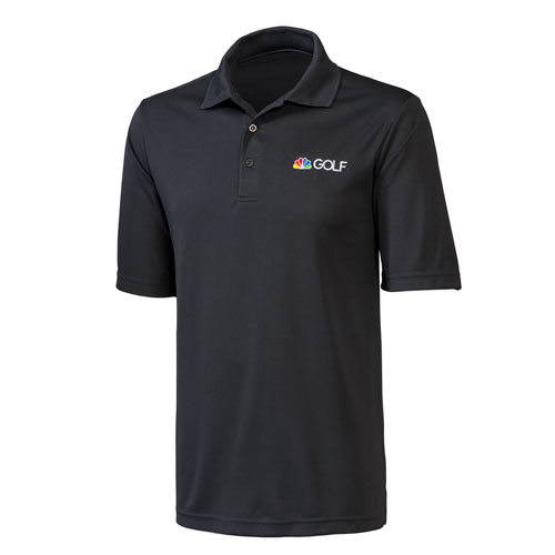 Golf Channel Grey Performance Polo