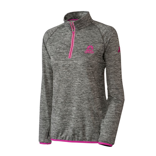 NBC Sports BCA Ladies Quarter Zip Top