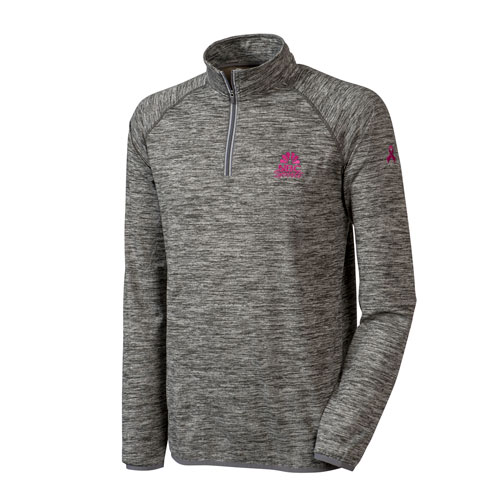 NBC Sports BCA Quarter Zip Top