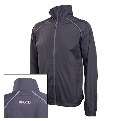 Golf Channel Packable Jacket