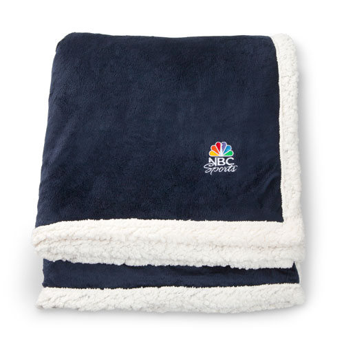 NBC Sports Blanket Throw