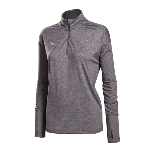 NBC SPORTS LADIES NIKE GREY JACKET