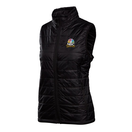 NBC Sports Ladies Hyper Puffy Vest