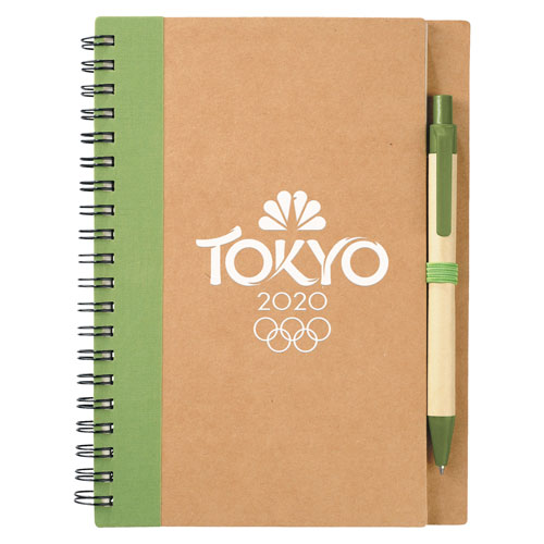 Tokyo 2020 Eco-Journal