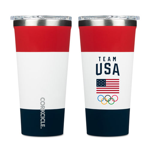 Team USA Corkcicle 16 oz Tumbler