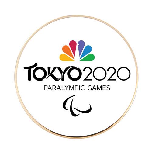 Tokyo 2020 Paralympic Games Pin