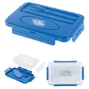 Pack and Go Lunch Box Blue