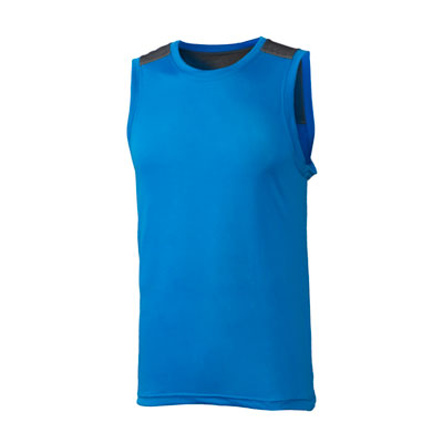 Colorblocked Muscle Tank