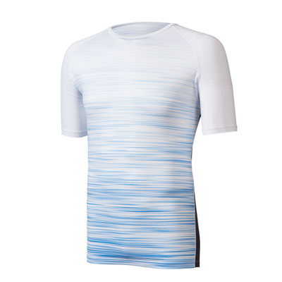 Performance Stripe Tee