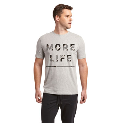 MORE LIFE STRENGTH TEE