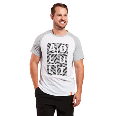 ALL OUT RAGLAN TEE
