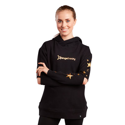 Cold Elbow Star Hoodie