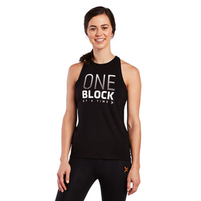 One Block Muscle Tank