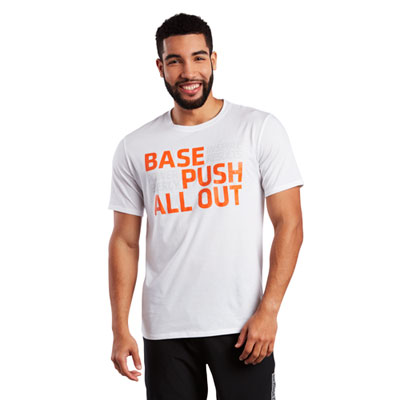 Base Push All Out Strength Tee
