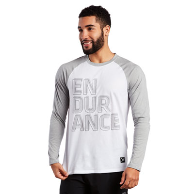 Endurance Long Sleeve Raglan Tee
