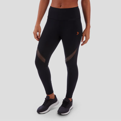 MORE LIFE MESH STRIPE TIGHT