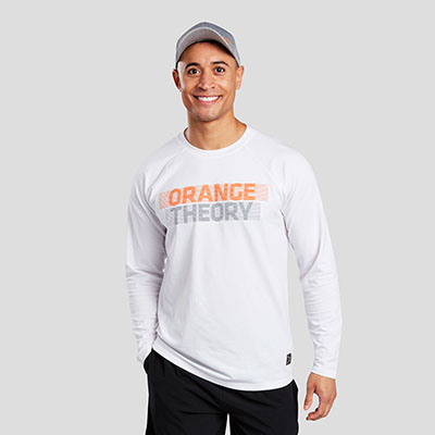 Orangetheory Long Sleeve Raglan
