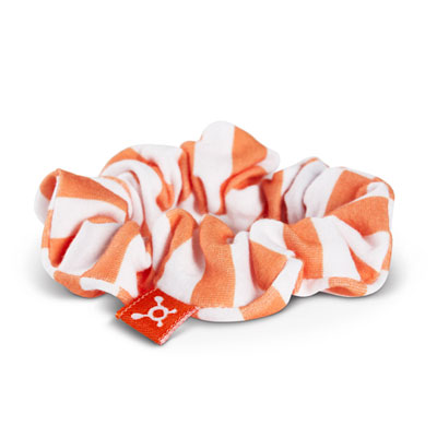 STRIPED TOWEL SCRUNCHIE