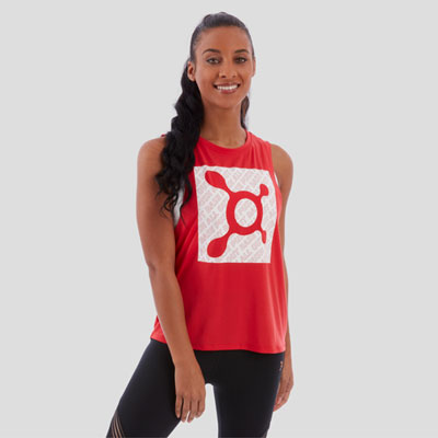 SPLAT GRAPHIC MUSCLE TANK