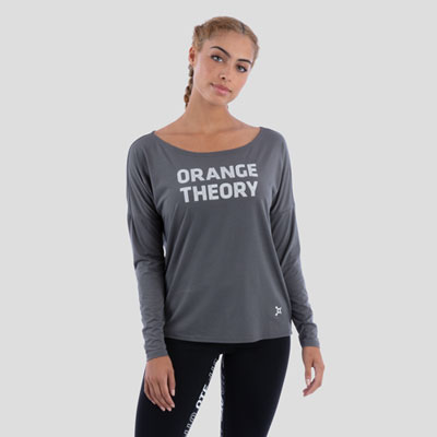 Orangetheory Long Sleeve Tee