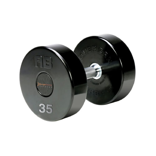OTF Dumbbell Set- 35lb (2 Boxes)