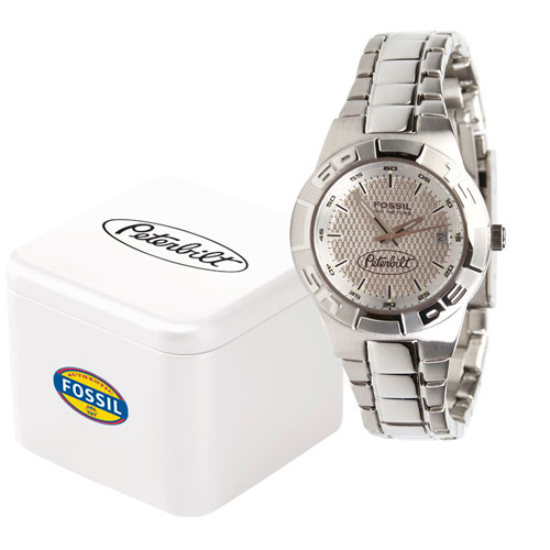 Ladies' Fossil Classic Watch Silver