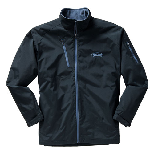 Fleece-Lined Storm Jacket