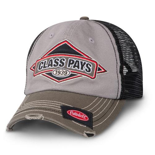 Class Pays Trucker Mesh Cap