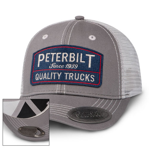 Quality Trucks Cap with Bottle Opener