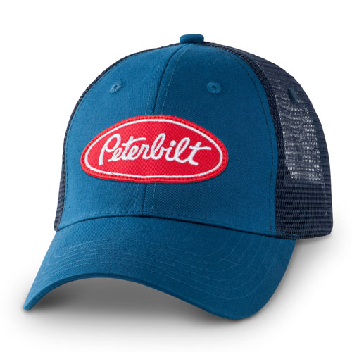 Trucker Cap with Twill Patch