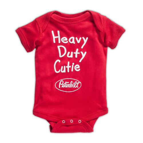 Heavy Duty Cutie Romper