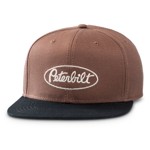 Two-Toned Flatbill Cap