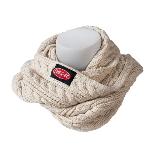 Ladies' Textured Infinity Scarf