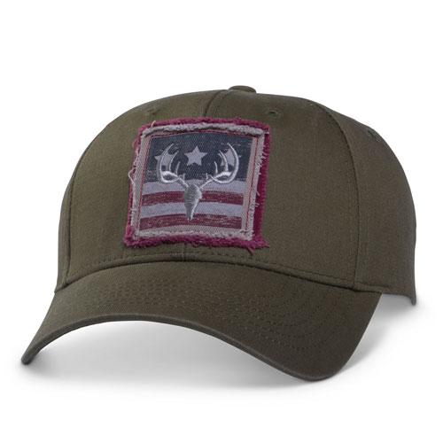 Antler Flag Cap