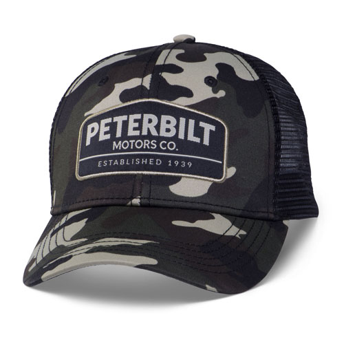 Motors Co. Camo Mesh Cap